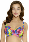 Freya Swimwear Floral Pop Sweetheart Padded Bikini Top Rainbow 3157