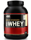 Optimum Nutrition Gold Standard 100 Whey 5 lbs -- NEW