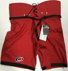 Nike Bauer Pro Stock Shell All Sizes Red Carolina Hurricanes 7117 $57.75 USD on eBay