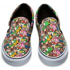 VANS x NINTENDO SLIP ON Shoes SUPER MARIO BROTHERS  FRIEND BRAND NEW in BOX