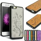 New Classic Pattern PC Back Leather PU Bumper Case Cover For iPhone 6 6s Plus
