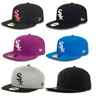 NEW ERA 59FIFTY FITTED CAP CHICAGO WHITE SOX SOX MLB AUTHENTIC 5950 HAT