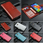 Magnetic Photo Frame Wallet Leather Case Flip Stand Cover For Galaxy s6 s6 edge
