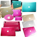 "Sparkle Bling Shinny Hard Glitter Cut Case Cover For Macbook Pro Air 11""12""13""15"