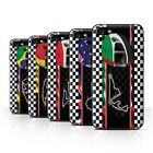 STUFF4 Back Case/Cover/Skin for Apple iPhone 7/F1 Track Flag