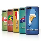 STUFF4 Back Case/Cover/Skin for Apple iPhone 7 Plus/Flag Nations