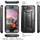 iPhone 7 Case SUPCASE Full-body Holster Case Built-in Screen Protector