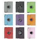 360 Rotating Stand Leather Smart Cover Case For Apple iPad 2/3/4 / mini/ Air1
