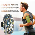 """Universal Running Riding Sports Phone Arm Band Bag Case For 5.5"""" Mobile Phoens"""
