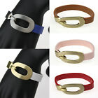 Classic Fashion New Jewelry Leather Stainless steel Women Party Bracelet Cuff