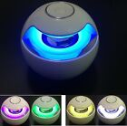 Wireless Bluetooth Speaker with LED Light 6 Colors
