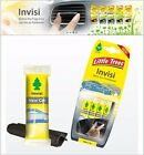 how to get rid of tobacco smell in a car - X1 Magic Little Trees INVISI Invisible Air freshener Scent Air Vent Car 4 Smells