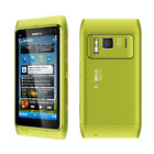 Original Unlocked 3G Wifi 16GB 8MP Nokia Lumia N8 N8-00 NFC Smartphone Bar Phone