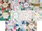 Dovecraft First Edition scrapbooking paper 6x6, full pack or quarter packs