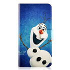 Disney Frozen Character PU Leather Flip Case Cover For LG Google #16