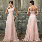 Formal Long Chiffon Bridesmaid Evening Drrss Party Cocktail Prom Weddign Gowns