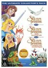 THE SWAN PRINCESS Collection 1 2 3 - Sing-A-Long : NEW DVD