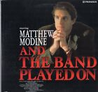 AND THE BAND PLAYED ON ENGLISH/JAPAN SUBT NTSC LASERDISC Matthew Modine