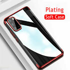 Apple iPhone 7 iPhone 7 Plus Ultra Slim Shockproof Crystal Clear TPU Case Cover