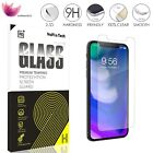 """New Retail Box 9H+ Tempered Glass Screen Protector for Apple iPhone 7 4.7"""" Lot"""