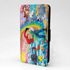 Little Mermaid Ariel Prince Eric Flip Case Cover For Apple iPhone - T1132