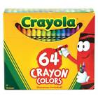 Crayola 64 Ct Crayons With Sharpner ( ALL 64 ARE TAN)
