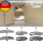 Kitchen Corner Unit Carousel - Solid base - made in Germany Revo Shelf