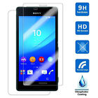 Front Back 9H Premium HD Tempered Glass Screen Protector For Sony Xperia M4 Aqua
