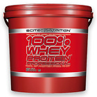(12,58€/kg) Scitec Nutrition 100% Whey Protein Professional 5000g 5kg Eiweiss