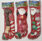 Christmas Doggy/Puppy Toy Stocking Christmas Present 3 designs