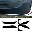 Anti Scratch Carbon Door Cover For Renault Fluence New SM3