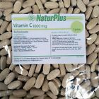 Vitamin C 1000mg with 100mg Bioflavonoids 90 - 180 - 365 Caplets  NaturPlus
