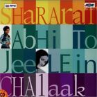 Sharal /  Abhi To Jee Lein /  Chalaak - Cd