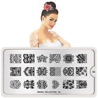MoYou London Nail Art Stamping Plates Collection Stamping Designs ~ Brand New