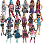 Rubbies Monster High Dress Up Costume Draculaura, Frankie Stein Halloween Abbey