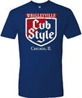 Chicago Cubs Win Cub Style T-Shirt FREE SHIPPING (S,M,L,XL,2X,3X,4X,5X) on Ebay