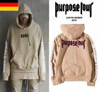 Look 2016 Rare SOLD OUT Hoodie WESTERN STYLE FOR JUSTIN BIEBER PURPOSE TOUR Sand