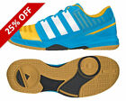 Adidas Court Stabil 11 Blue Yellow White Shoes Trainers M18443 - Adult Men's