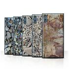 STUFF4 Phone Case/Back Cover for Sony Xperia XZ/F8332 /Stone/Rock