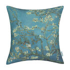 Van Gogh Painting Cushion Covers Throw Pillow Shells Home Sofa Car Decor 45x45cm