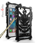 Shockproof Punk Skull Aluminum Trigger Protection Case Cover F Iphone 6 6s Plus