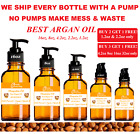 Внешний вид - *PURE ORGANIC Cold Pressed UNREFINED ARGAN OIL - DIRECT FROM MOROCCO!!