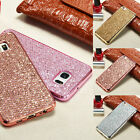 Defender Slim Armor Bling Protective Back Case Cover For Samsung Galaxy Models