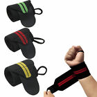 Sport Wrist Weight Lifting Strap Fitness Gym Wrap Bandage Hand Support Wristband