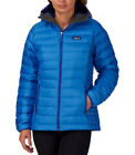 Patagonia Women's Down Sweater Hoody Andes Blue