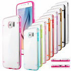 Ultra Slim Armor Defender Shell Shockproof Clear Hard Case For Samsung Galaxy S5