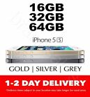 APPLE iPHONE 5s 16GB 100% UNLOCKED AND 100% GENUINE 3 COLORS FAST SHIPPING MR