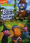 Backyardigans - Escape from Fairytale Village (DVD, 2008, Widescreen) Nickelodeo