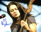GFA Sexy Indie Rock Star * MEG MYERS * Signed 8x10 Photo EJ2 COA