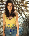 GFA Sexy Indie Rock Star * MEG MYERS * Signed 8x10 Photo EJ4 COA
